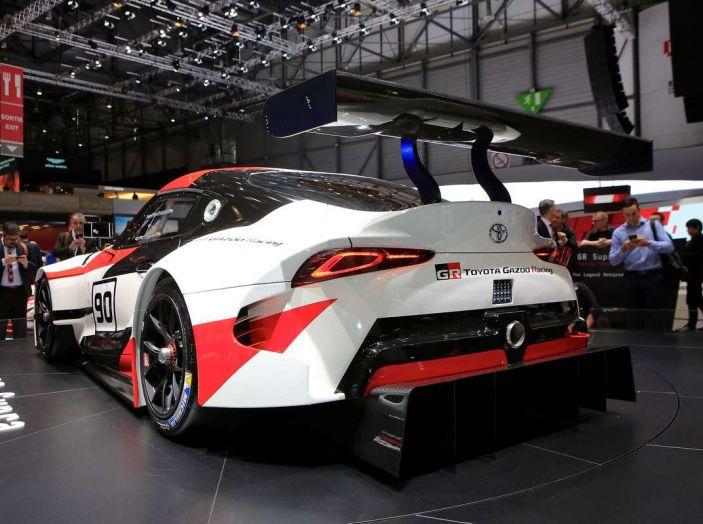 Toyota GR Supra Racing, il ritorno del mito - Foto 3 di 18