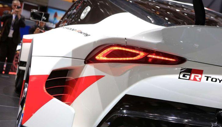 Toyota GR Supra Racing, il ritorno del mito - Foto 4 di 18