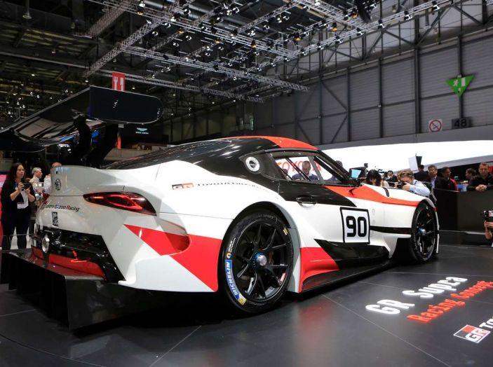 Toyota GR Supra Racing, il ritorno del mito - Foto 11 di 18