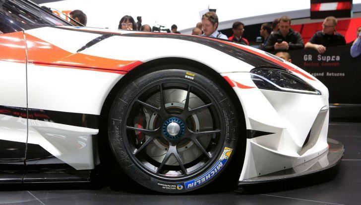 Toyota GR Supra Racing, il ritorno del mito - Foto 2 di 18