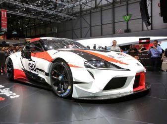 Toyota GR Supra Racing, il ritorno del mito