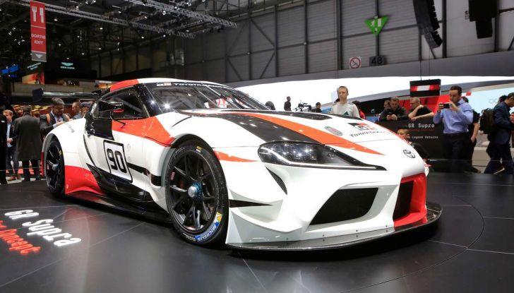 Toyota GR Supra Racing, il ritorno del mito - Foto 1 di 18