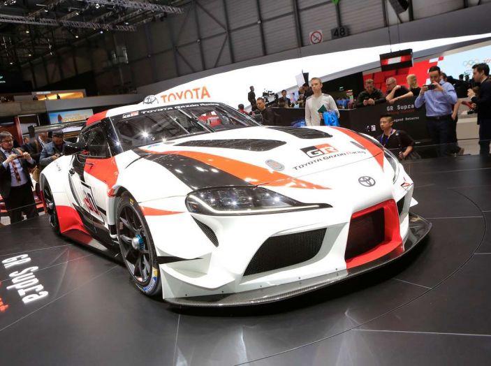 Toyota GR Supra Racing, il ritorno del mito - Foto 14 di 18