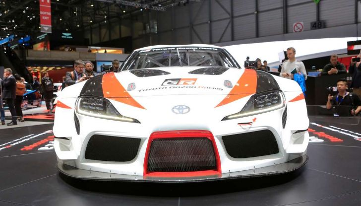 Toyota GR Supra Racing, il ritorno del mito - Foto 16 di 18