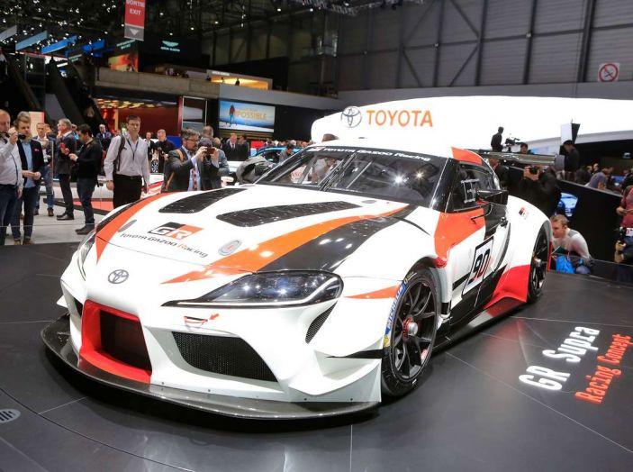 Toyota GR Supra Racing, il ritorno del mito - Foto 17 di 18