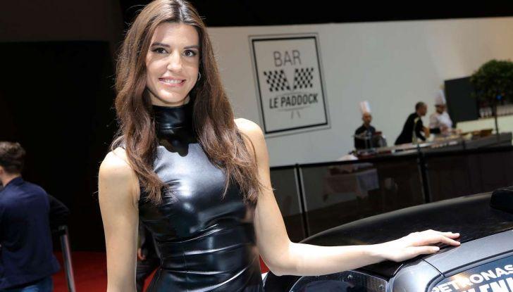 Le ragazze più belle del Salone di Ginevra 2018 - Foto 16 di 22