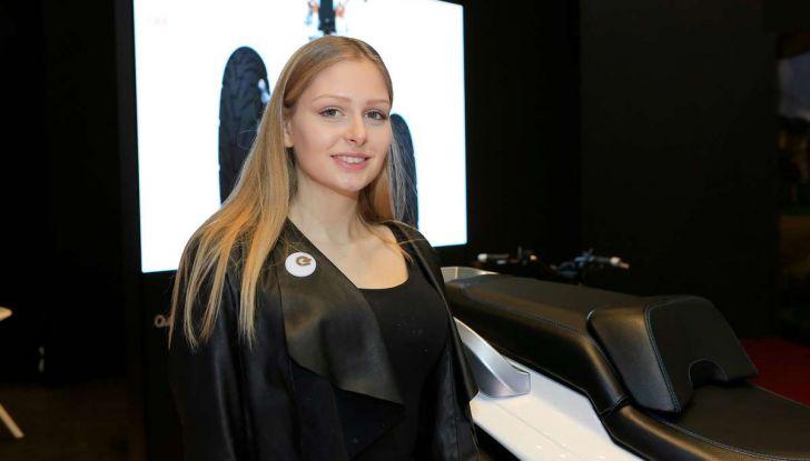 Le ragazze più belle del Salone di Ginevra 2018 - Foto 19 di 22