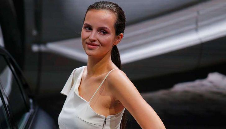 Le ragazze più belle del Salone di Ginevra 2018 - Foto 22 di 22