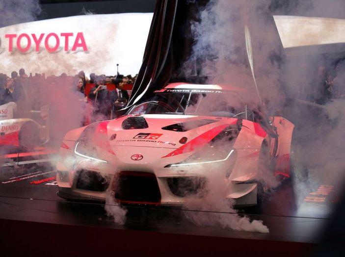 Toyota GR Supra Racing, il ritorno del mito - Foto 18 di 18