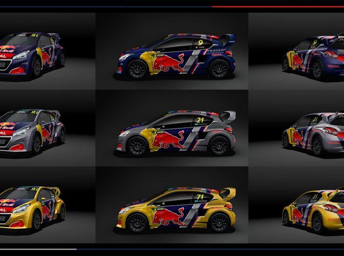 Olivier Jansonnie (Direttore Tecnico di Peugeot Sport) parla del WRX 2018 - Foto 1 di 1