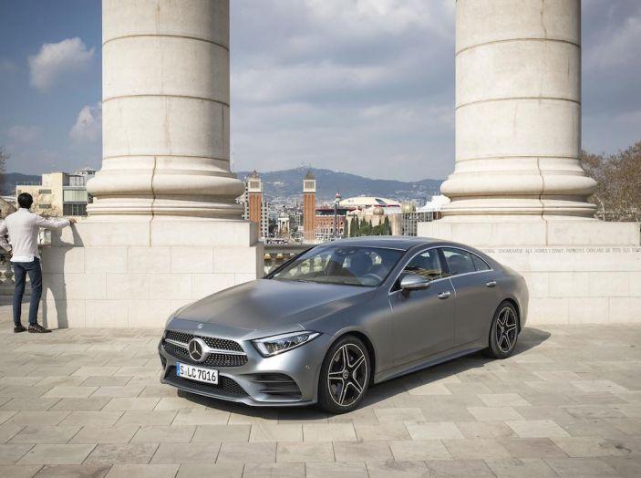 Mercedes CLS 2018, la nostra prova del Diesel 350d da 286CV - Foto 4 di 23