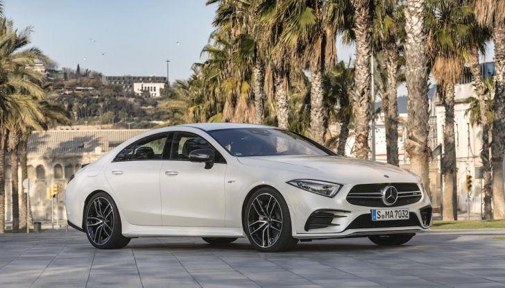 Mercedes CLS 2018, la nostra prova del Diesel 350d da 286CV - Foto 2 di 23