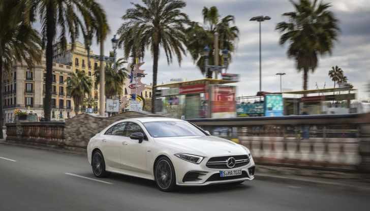 Mercedes CLS 2018, la nostra prova del Diesel 350d da 286CV - Foto 16 di 23