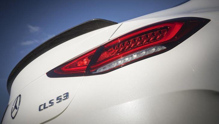 Mercedes CLS 2018, la nostra prova del Diesel 350d da 286CV - Foto 17 di 23