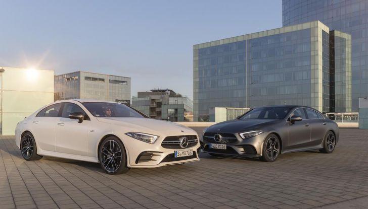 Mercedes CLS 2018, la nostra prova del Diesel 350d da 286CV - Foto 3 di 23