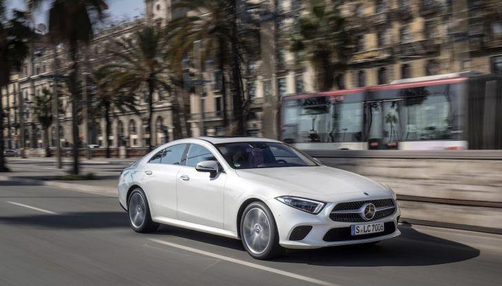Mercedes CLS 2018, la nostra prova del Diesel 350d da 286CV - Foto 23 di 23