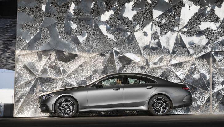 Mercedes CLS 2018, la nostra prova del Diesel 350d da 286CV - Foto 6 di 23