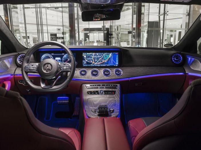 Mercedes CLS 2018, la nostra prova del Diesel 350d da 286CV - Foto 7 di 23