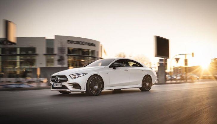 Mercedes CLS 2018, la nostra prova del Diesel 350d da 286CV - Foto 11 di 23