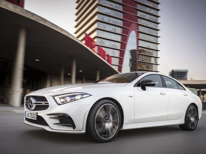 Mercedes CLS 2018, la nostra prova del Diesel 350d da 286CV - Foto 12 di 23