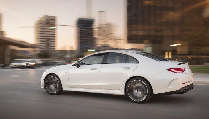 Mercedes CLS 2018, la nostra prova del Diesel 350d da 286CV - Foto 13 di 23