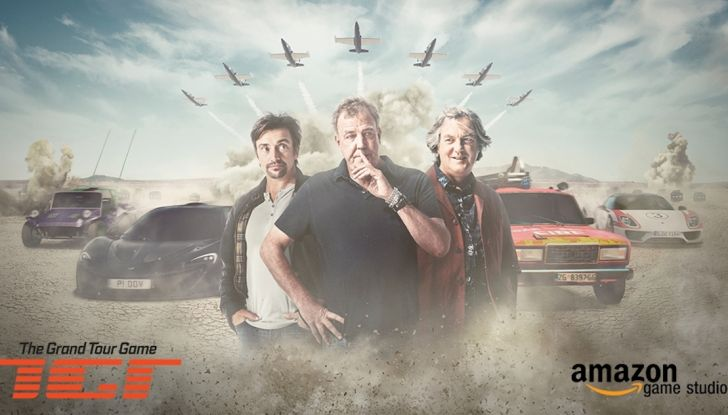 Amazon annuncia The Grand Tour Game per PS4, Xbox One e PC - Foto 1 di 15