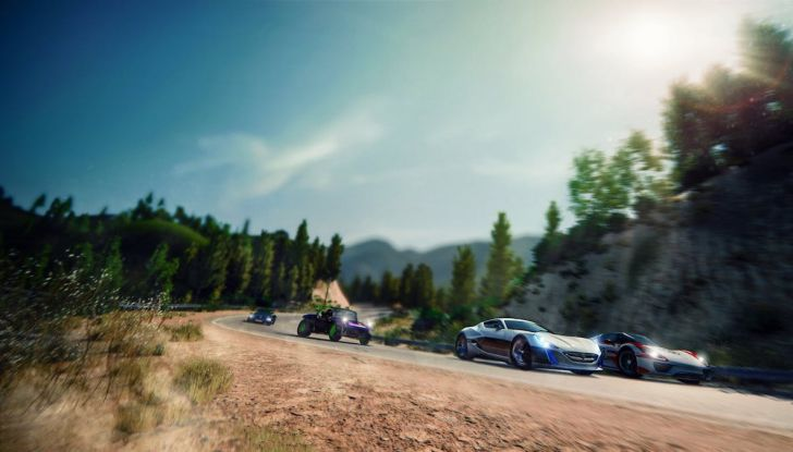 Amazon annuncia The Grand Tour Game per PS4, Xbox One e PC - Foto 2 di 15