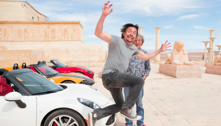 Amazon annuncia The Grand Tour Game per PS4, Xbox One e PC - Foto 8 di 15