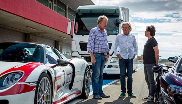 Amazon annuncia The Grand Tour Game per PS4, Xbox One e PC - Foto 9 di 15