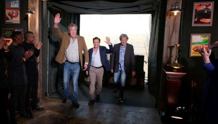 Amazon annuncia The Grand Tour Game per PS4, Xbox One e PC - Foto 12 di 15