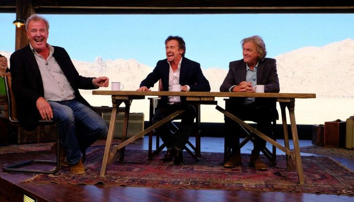 Amazon annuncia The Grand Tour Game per PS4, Xbox One e PC - Foto 14 di 15