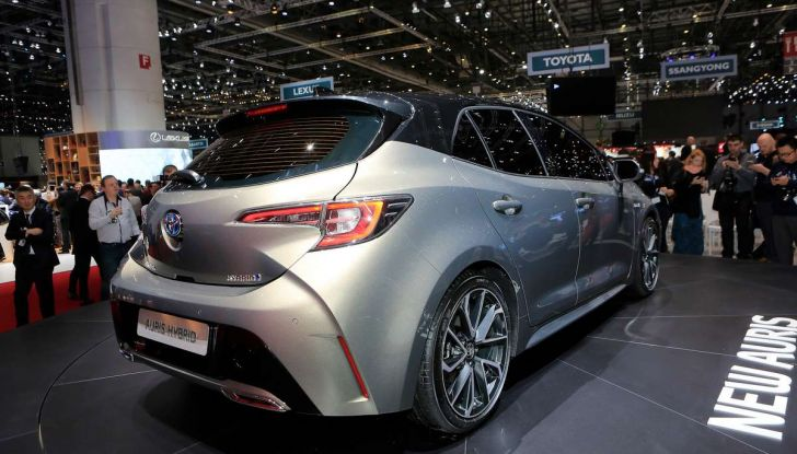 Una Toyota Corolla Full Hybrid per la Presidenza del Consiglio - Foto 14 di 27