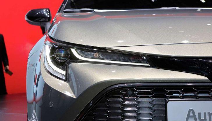 Toyota Corolla 2019: il ritorno di un mito per il segmento C - Foto 12 di 27
