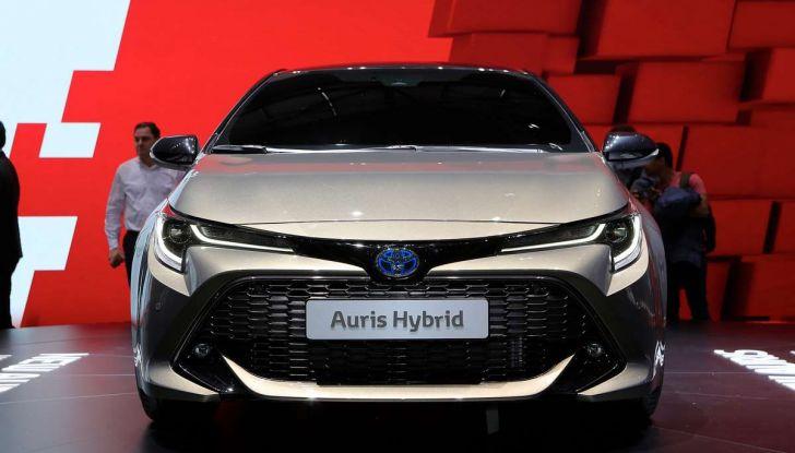 Una Toyota Corolla Full Hybrid per la Presidenza del Consiglio - Foto 11 di 27