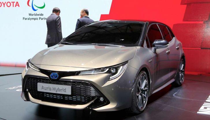 Toyota Corolla 2019: il ritorno di un mito per il segmento C - Foto 22 di 27