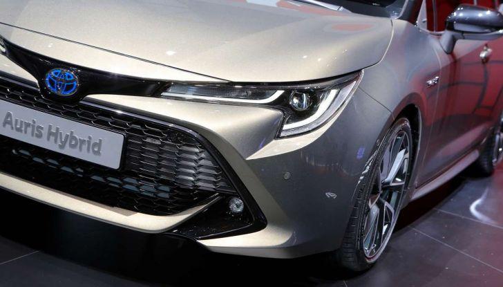 Una Toyota Corolla Full Hybrid per la Presidenza del Consiglio - Foto 21 di 27