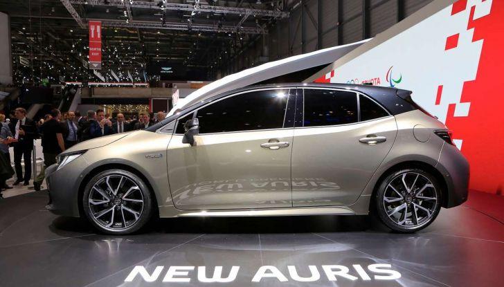 Una Toyota Corolla Full Hybrid per la Presidenza del Consiglio - Foto 19 di 27
