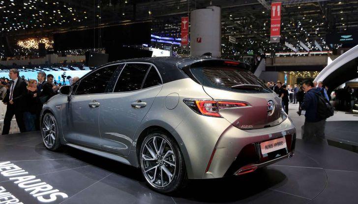 Una Toyota Corolla Full Hybrid per la Presidenza del Consiglio - Foto 17 di 27