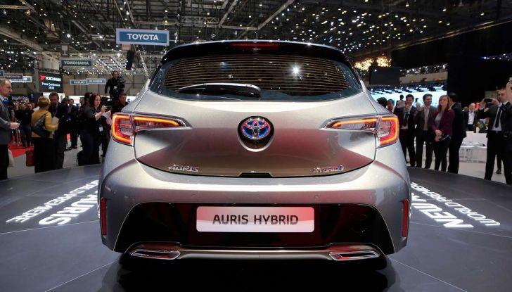 Toyota Corolla 2019: il ritorno di un mito per il segmento C - Foto 16 di 27