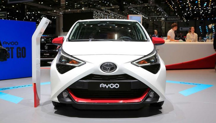 Nuova Toyota Aygo 2018, passi avanti in stile e tecnologia - Foto 5 di 18