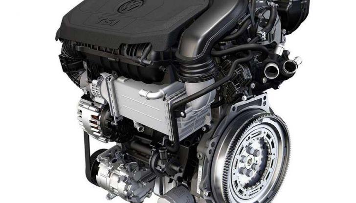 Volkswagen Golf 1.5 TSI ACT, il benzina che consuma come un diesel - Foto 7 di 8
