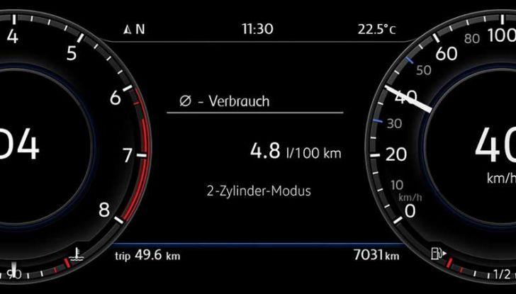Volkswagen Golf 1.5 TSI ACT, il benzina che consuma come un diesel - Foto 8 di 8