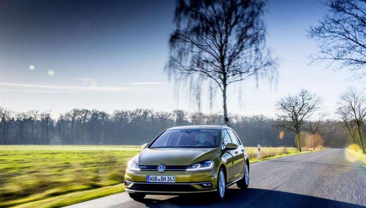 Volkswagen Golf 1.5 TSI ACT, il benzina che consuma come un diesel - Foto 5 di 8