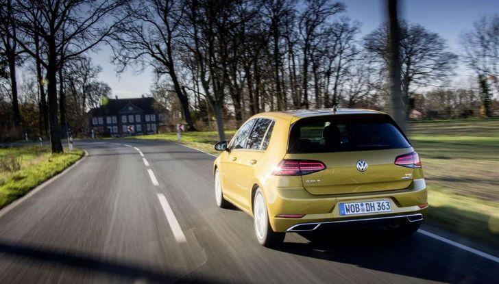 Volkswagen Golf 1.5 TSI ACT, il benzina che consuma come un diesel - Foto 1 di 8
