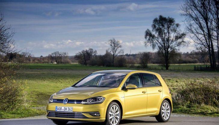 Volkswagen Golf 1.5 TSI ACT, il benzina che consuma come un diesel - Foto 2 di 8