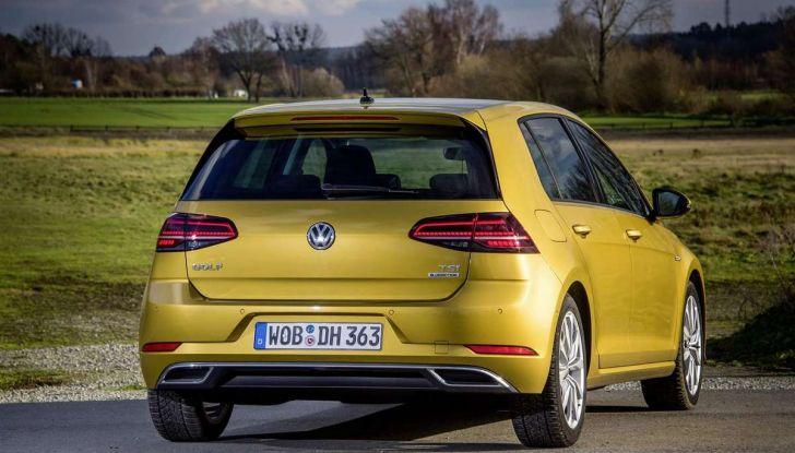 Volkswagen Golf 1.5 TSI ACT, il benzina che consuma come un diesel - Foto 3 di 8