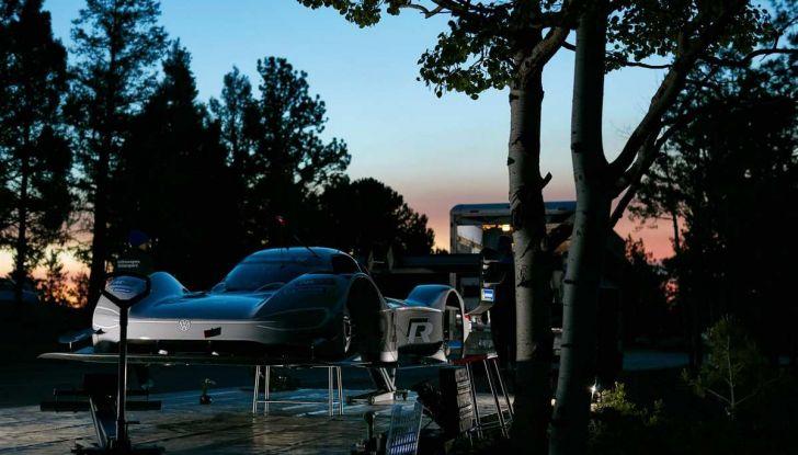 Volkswagen I.D. R, la sportiva elettrica per la Pikes Peak 2018 - Foto 6 di 13