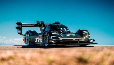 Volkswagen I.D. R, la sportiva elettrica per la Pikes Peak 2018
