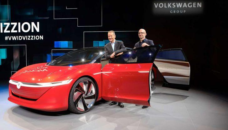 Veicoli elettrici, il Gruppo Volkswagen espande la produzione - Foto 9 di 18