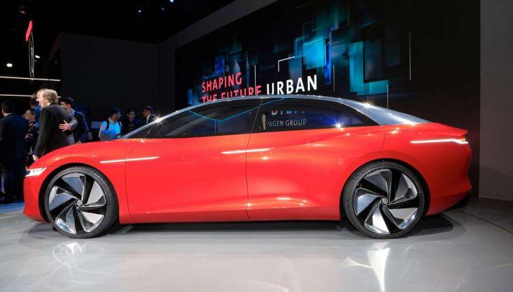 Veicoli elettrici, il Gruppo Volkswagen espande la produzione - Foto 3 di 18